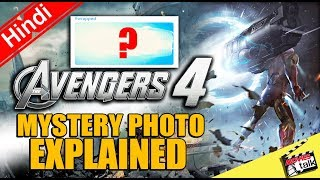 Download Avengers 4 Mystery Photo ? [Explained In Hindi] Video