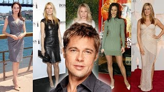 Download Brad Pitt Girlfriend's [1984 - Till Now ] Video
