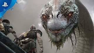 Download God of War - Be A Warrior: PS4 Gameplay Trailer | E3 2017 Video
