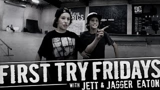 Download Jett & Jagger Eaton - First Try Friday Video