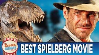 Download What's the Best Spielberg Movie? Video