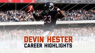 Download Devin Hester Career Highlights | NFL Now Video