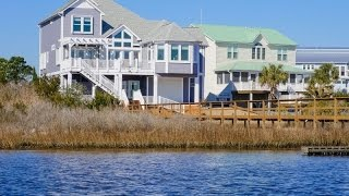 Download Spectacular Waterfront Cottage in Sneads Ferry, North Carolina Video
