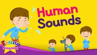 Download Kids vocabulary - Human Sounds - imitating sounds - English educational video for kids Video