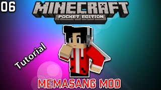 Download Tutorial Cara Memasang MOD MCPE - #6 Video