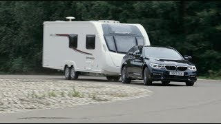 Download The Practical Caravan BMW 5 Series Touring review Video