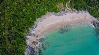 Download Flying above Koh Lanta Video
