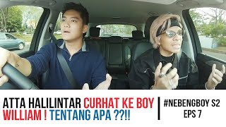 Download Atta Halilintar curhat ke Boy William - #NebengBoy S2 Eps. 7 Video