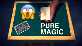 Download This Teleportation Card Trick CAN'T Be Possible! Video