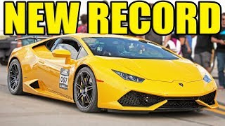 Download The FASTEST Half Mile Car in the WORLD - UGR Lambo! Video