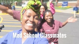Download MEDICAL SCHOOL CLASSMATES! | Med School VLOG 9 Video