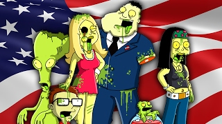 Download AMERICAN DAD 2017 ZOMBIES (Call of Duty Zombies) Video
