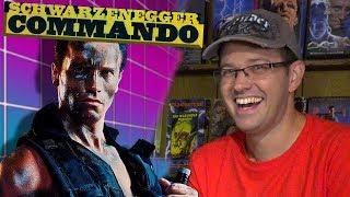 Download COMMANDO: 'Schwarzenegger Action' at its Best - Rental Reviews Video