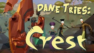 Download Dane Tries: Crest (indie game) Video
