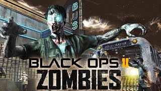 Download Call of Duty Black Ops 2 Zombies FUNNY ROUND (Race for Wave 10) Video