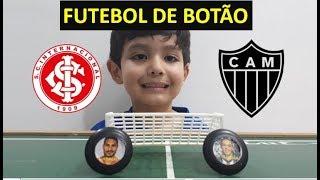 Download Canal do Gu ! - Internacional x Atletico - Futebol de Botão Video