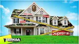 Download THE BIGGEST HYPEBEAST HOUSE EVER! (House Flipper #9) Video