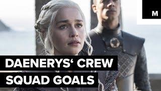 Download Daenerys Targaryen has the best squad Video