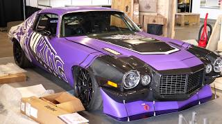 Download SEMA Show 2018 Day 1 Tour [4k] Video