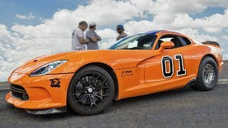 Download GENERAL LEE Would be Proud - 2,300hp Turbo Viper! Video