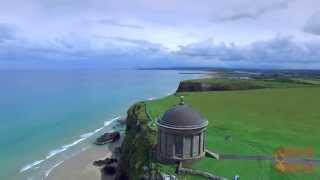 Download The North Coast of Northern Ireland - DJI Phantom 3 (Drone Footage) Video