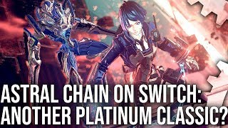 Download Astral Chain Switch Analysis: A New Direction For Platinum Games? Video