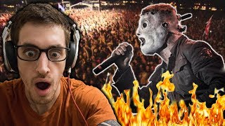 Download Slipknot - Spit It Out Live At Download 2009    HIP-HOP HEAD REACTS TO METAL Video