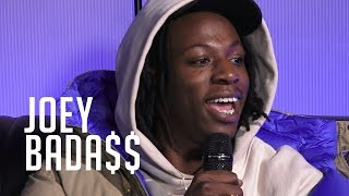 Download Joey Badass Talks Inspiring A New Generation, Out Of Body Experiences, + Chance's Grammys Video