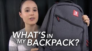 Download What's in My Backpack: Switch Elite Player Backpack (not sponsored) Video