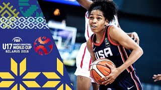 Download LIVE 🔴- Mali v USA - FIBA U17 Women's Basketball World Cup 2018 Video