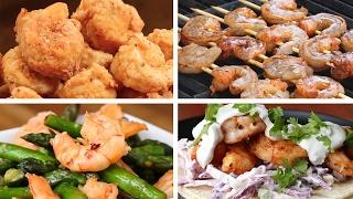 Download 6 Simple Shrimp Dinners Video