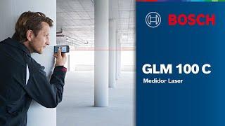 Download Medidor de distâncias a laser GLM 100 C Professional Video