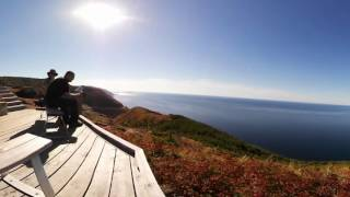 Download Exploring Cape Breton Highlands National Park in 360° - Lonely Planet Video