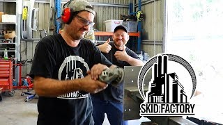 Download THE SKID FACTORY - Turbo LS1 R32 Skyline [EP6] Video