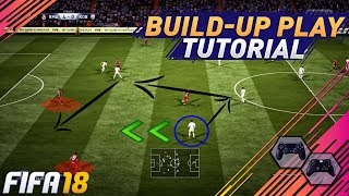 Download FIFA 18 ATTACKING TECHNIQUES TUTORIAL - HOW TO BUILD UP YOUR ATTACKS & SCORE GOALS - TIPS & TRICKS Video
