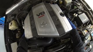 Download Timing Belt Shop Vlog on a Lexus Video