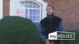 "Download My Houzz: Chris ""Ludacris"" Bridges' Surprise Home Makeover Video"
