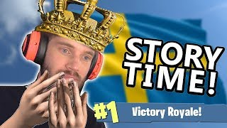 Download ✋HOW I BECAME KING OF SWEDEN [[[TRUE]]] STORY✋ Video