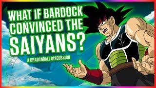 Download WHAT IF BARDOCK CONVINCED THE SAIYANS? | MasakoX Video
