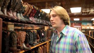 Download How to Buy Cowboy Boots Video