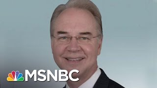 Download Donald Trump Picks Obamacare Foe To Lead Health And Human Services | Rachel Maddow | MSNBC Video