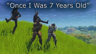 Download 7 Years - Lukas Graham/Fortnite Default Music Video Video