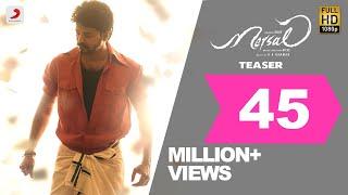 Download Mersal - Official Tamil Teaser | Vijay | A R Rahman | Atlee Video
