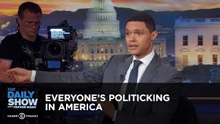 Download Everyone's Politicking in America - Between the Scenes   The Daily Show Video