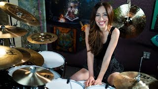 Download BAD WOLVES - ZOMBIE - DRUM COVER BY MEYTAL COHEN Video