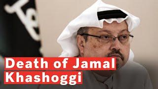 Download Saudis Confirm The Death Of Jamal Khashoggi Video