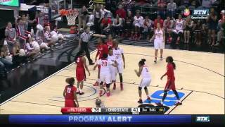 Download Rutgers vs. Ohio State - 2016 Big Ten Women's Basketball Tournament Video