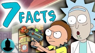 Download 7 Facts About Rick and Morty Season 3 Episode 1 ″The Rickshank Rickdemption″ - (Tooned Up S3 E34) Video