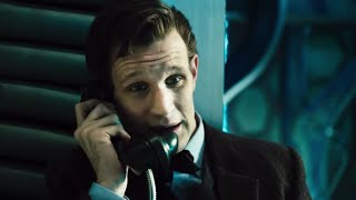 Download A Phonecall From The Eleventh Doctor | Deep Breath | Doctor Who | BBC Video
