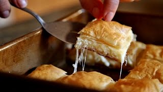 Download How to make Cheese Borek - Easy Cheese Borek Recipe - Heghineh Cooking Show Video
